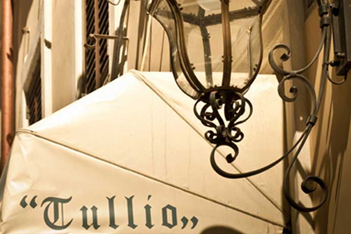 Welcome at Ristorante Tullio